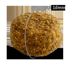 Grootte CaroCroc Superior hondenbrok met diameter