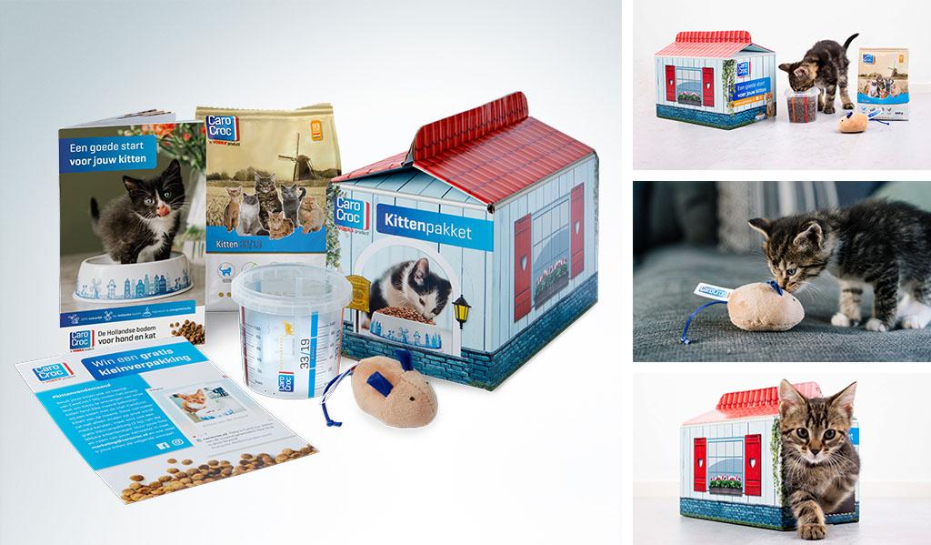 CaroCroc gratis kittenpakket
