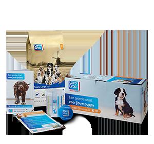 Puppy Large pakket